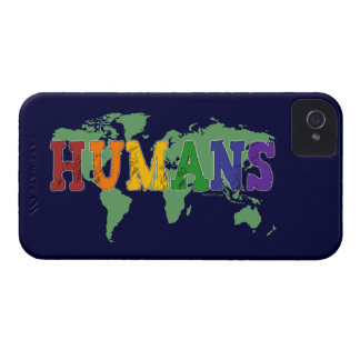 Humans (Gay) iPhone 4 Cases