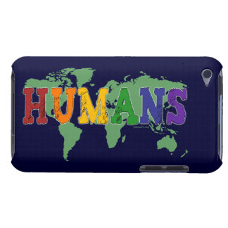 Humans Gay iPod Cases iPod Touch Case-Mate Case