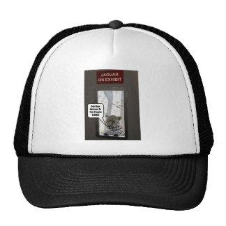 humans trucker hat