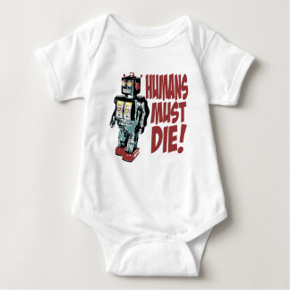 Humans Must Die Infant Creeper
