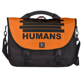 Humans Respecting Humans Commuter Bags