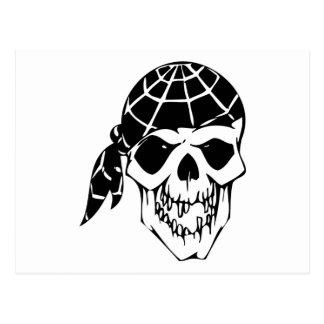 HumanSkull Postales