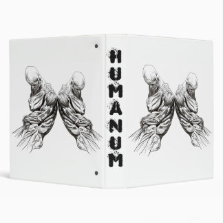 humanum est 3 ring binder
