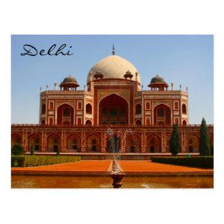 humayun delhi postcards