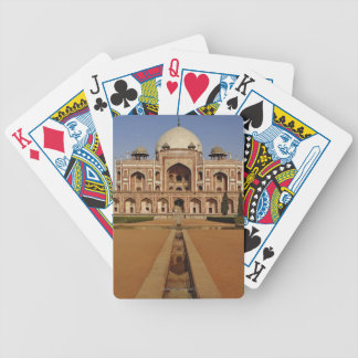 Humayun's Tomb Bicycle Poker Cards