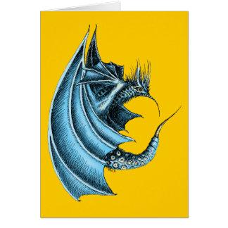 Humbat Dragon Card