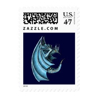 Humbat Dragon Postage