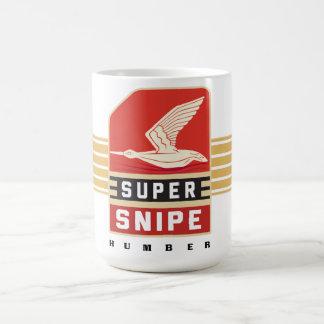 Humber super snipe coffee mug