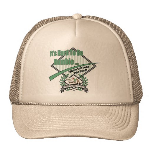 Humble 80th Birthday Gifts Trucker Hat