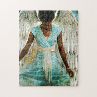 Humble Angel Jigsaw Puzzle