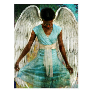Humble Angel Postcard