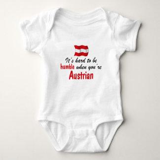Humble Austrian Tee Shirts