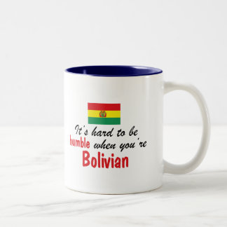 Humble Bolivian Two-Tone Coffee Mug
