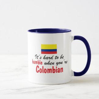 Humble Colombian Mug