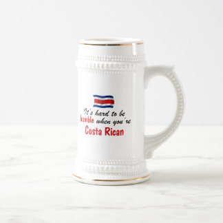 Humble Costa Rican Beer Stein