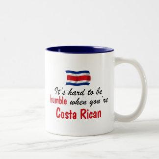 Humble Costa Rican Two-Tone Coffee Mug