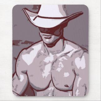 Humble Cowboy Mouse Pad