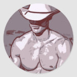 Humble Cowboy Stickers