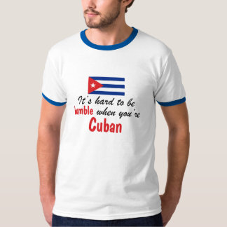 Humble Cuban T Shirt