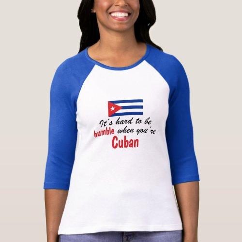 Humble Cuban T_Shirt