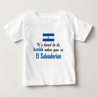 Humble El Salvadorian Infant T-shirt