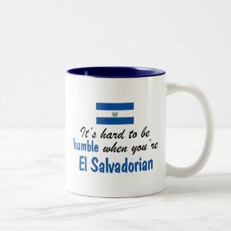 Humble El Salvadorian Coffee Mugs