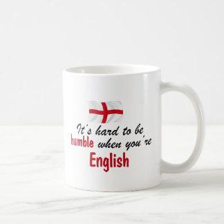 Humble English Coffee Mug