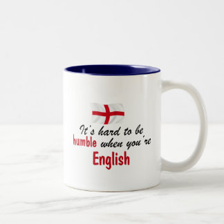 Humble English Two-Tone Coffee Mug