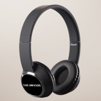 Humble Graduate - Gawk in Silence Headphones