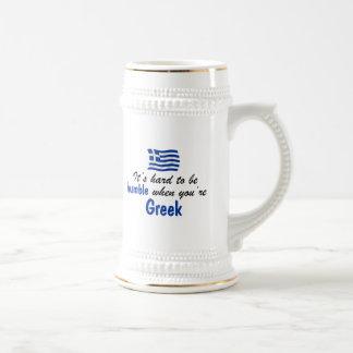 Humble Greek Mugs