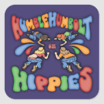 Humble Humbolt Hippies Stickers