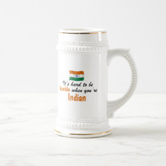 Humble Indian Beer Stein