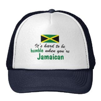 Humble Jamaican Mesh Hats