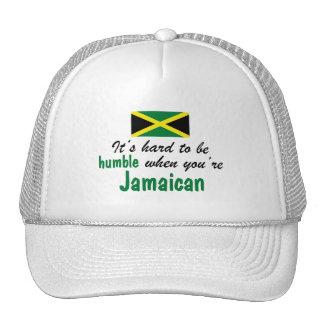 Humble Jamaican Trucker Hat
