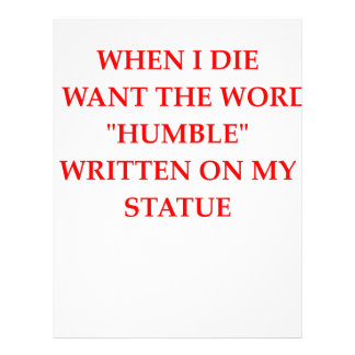 humble letterhead