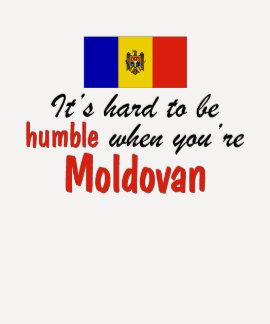 Humble Moldovan Tshirts