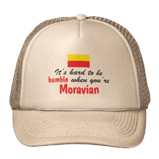 Humble Moravian Trucker Hat