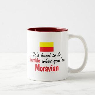 Humble Moravian Two-Tone Coffee Mug