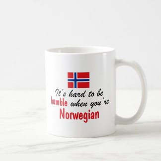 Humble Norwegian Coffee Mug