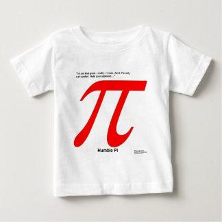 Humble Pi R Square Funny Baby T-Shirt