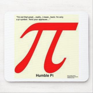 Humble Pi R Square Funny Mouse Pad