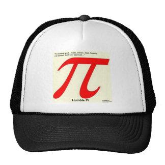 Humble Pi R Square Funny Trucker Hat