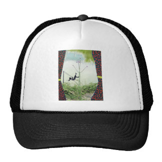 Humble silent trucker hat