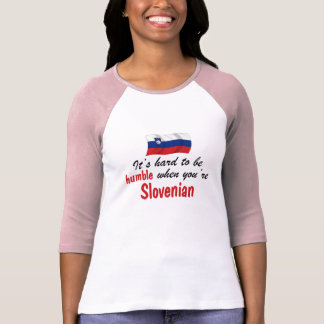 Humble Slovenian Tee Shirt