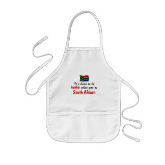 Humble South African Apron