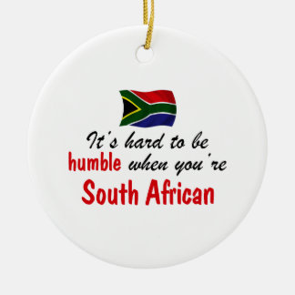 Humble South African Christmas Ornament