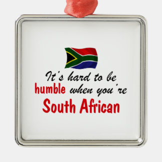 Humble South African Ornament