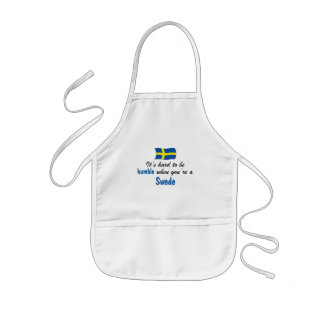 Humble Swede Kids' Apron