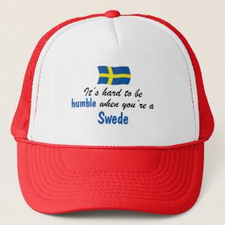 Humble Swede Trucker Hat