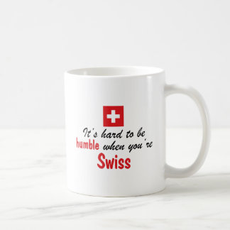 Humble Swiss Coffee Mug